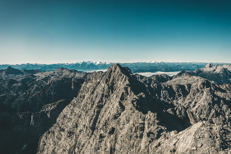 Die Watzmann Südspitze